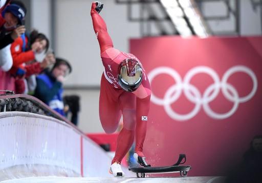 윤성빈, 스켈레톤 월드컵 4차 대회서 銀...전 대회 메달 석권