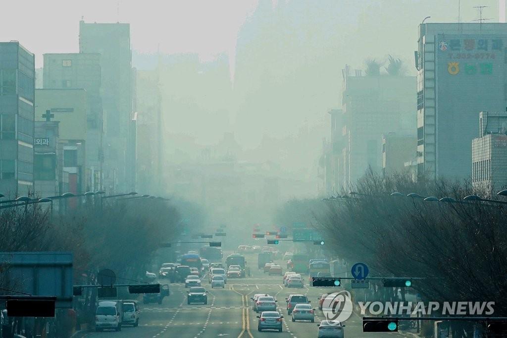 """우려가 현실로…""""초미세먼지 노출 후 정신질환"""""""