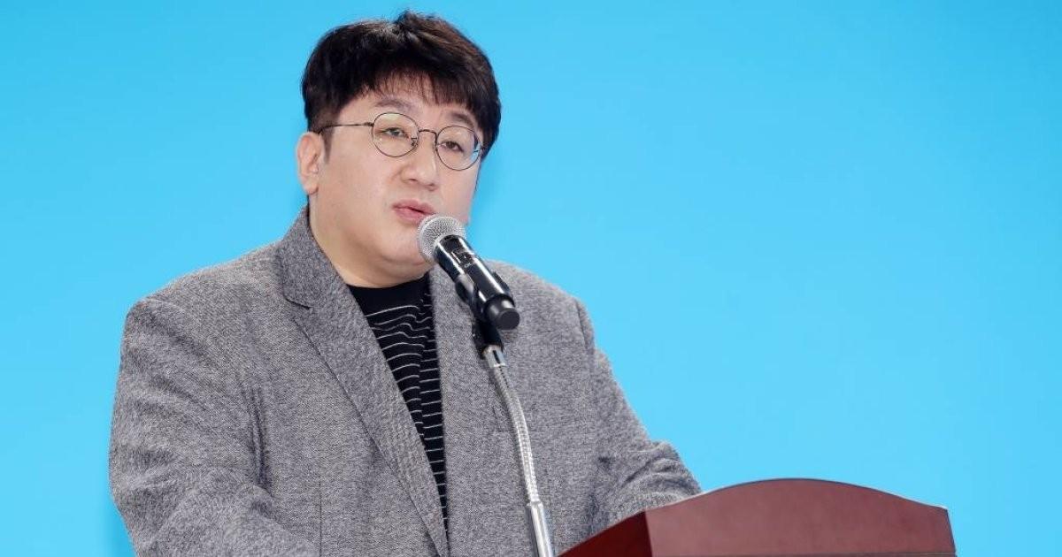 빅히트엔터 방시혁 대표, 모교 서울대 졸업식 축사