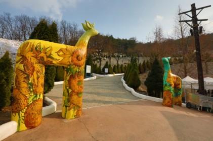 청도 프로방스 빛축제와 함께하는 세계 명화 100선 2019