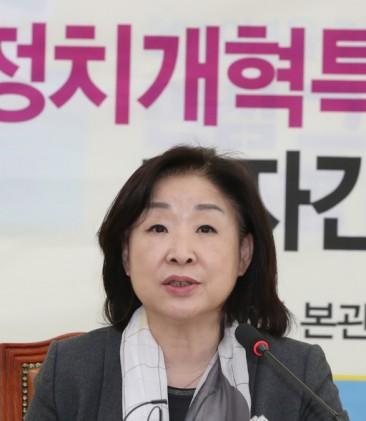 """심상정 """"국민은 알 필요 없다"""" 발언 논란"""