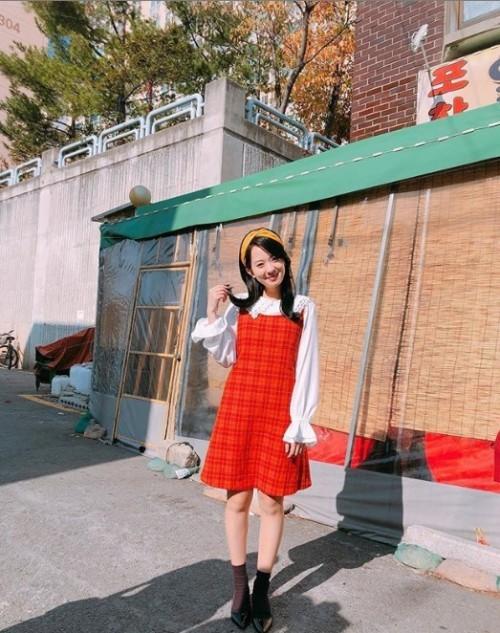 """송상은, '눈이부시게' 종영 소감 """"윤복희 어린시절 연기할 수 있어 영광"""""""