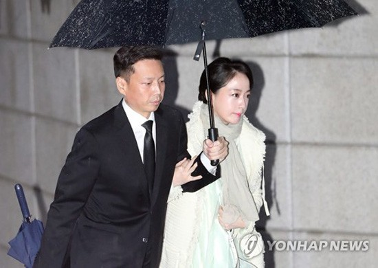 정몽준·정대현·노현정 등, 정주영 명예회장 18주기 제사 참석