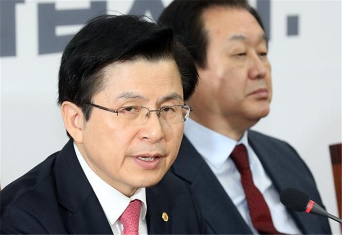 """황교안, 김학의 연루설에 """"권력 눈먼자들의 비겁한 음해"""""""