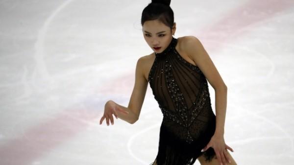女피겨 임은수, 종아리 부상에도 최고점…美 머라이어 벨 스케이트 날로 고의 가격?