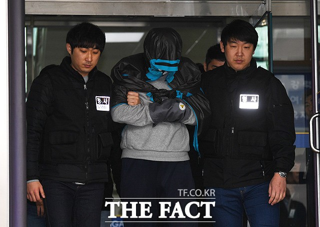 '청담동 주식 부자' 이희진 부모 살해 피의자 구속