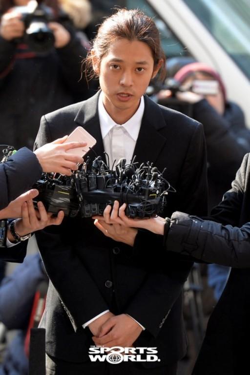 '몰카 유포 혐의' 정준영, 구속 여부 21일에 판가름난다