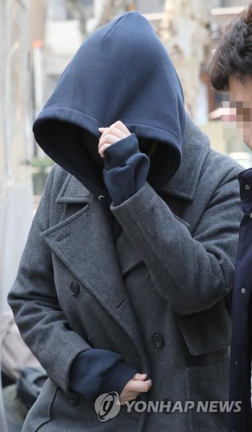 버닝썬 애나, 마약 양성반응…유통 혐의는 부인