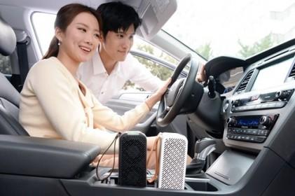 LG전자 휴대용 공기청정기