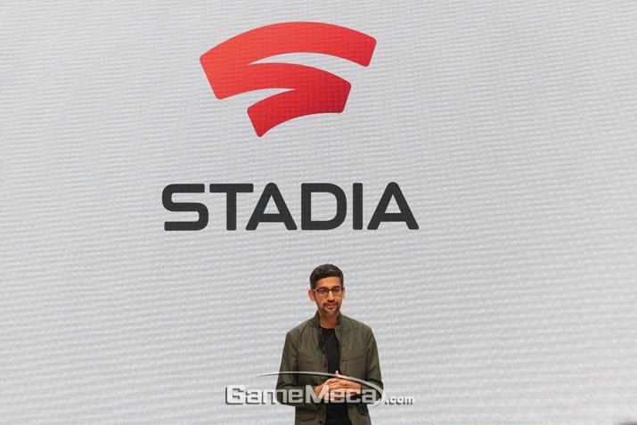 기기 없는 콘솔, 구글 스트리밍 게임 서비스 '스태디아' 발표