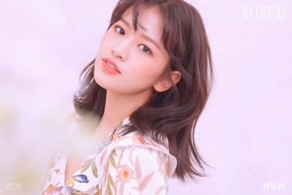 아이즈원 혼다히토미·조유리·안유진, 역대급 리즈미모 경신