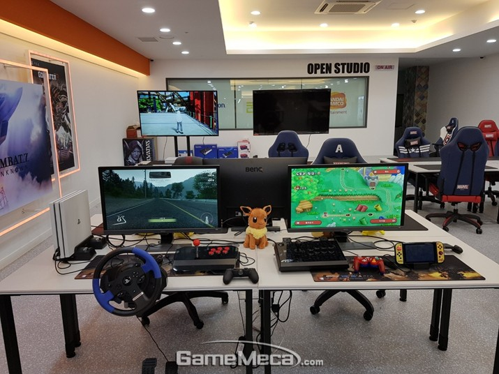 콘솔 구매·체험에 인터넷 방송까지, 게임이너스 콘솔마켓 오픈
