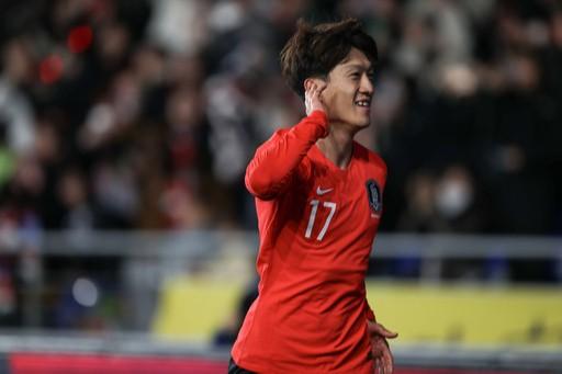 '이청용 결승골' 벤투호, 볼리비아에 1-0 승리