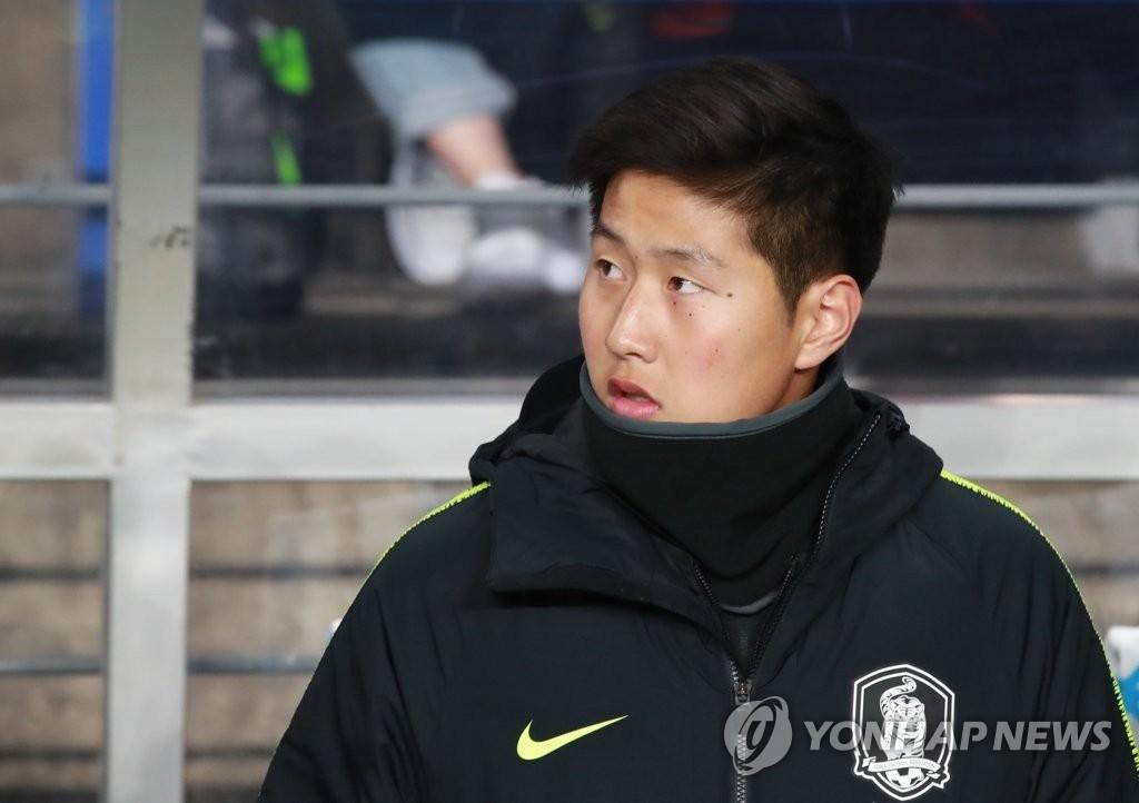 벤투호 '이청용 결승골'...이강인 데뷔 무산
