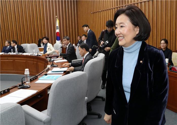 """박영선 """"기술보호협력협의체·기술보호위원회 신설할 것"""""""