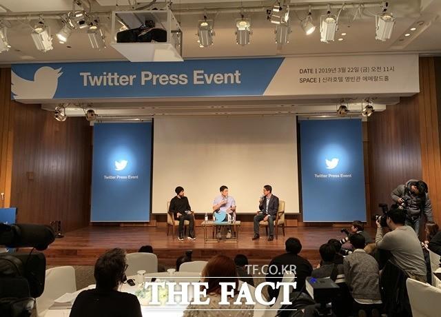 """잭 도시 CEO """"트위터는 가장 대중적인 플랫폼…AI로 가짜뉴스 관리"""""""