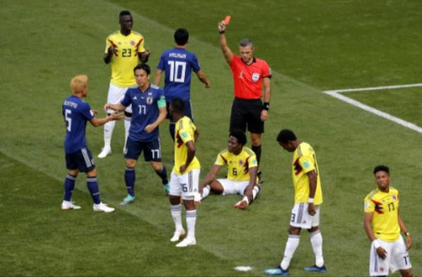 콜롬비아, 하메스-팔카오 출격 '최정예 라인업'