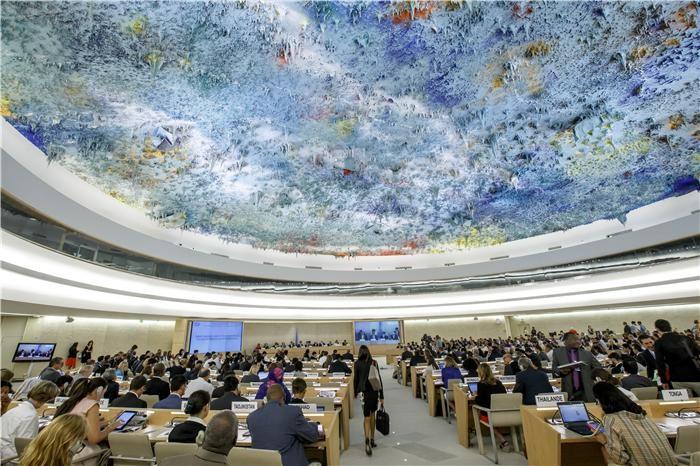 유엔 인권이사회, 북한 인권결의 합의로 채택