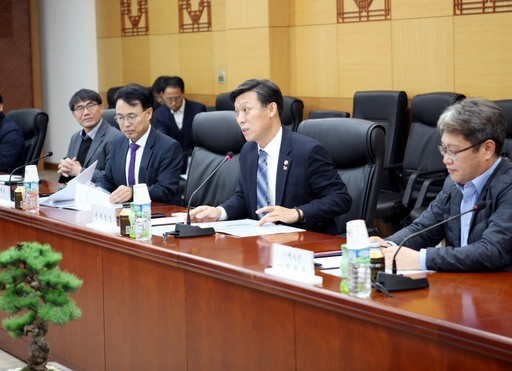 관세청, 중소기업 수출지원을 위한 보세공장 제도개선 추진 간담회 개최