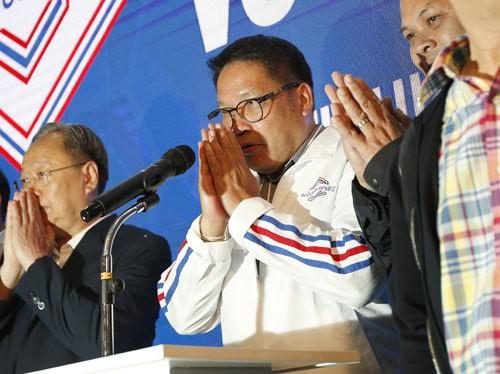 8년 만의 태국 총선… 현집권 군부세력 사실상 승리