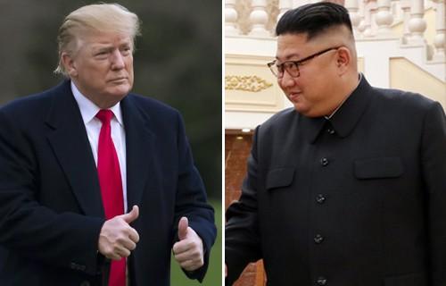 """'러 스캔들' 떨쳐낸 트럼프…""""비건 중심 대표단 방북 추진"""""""
