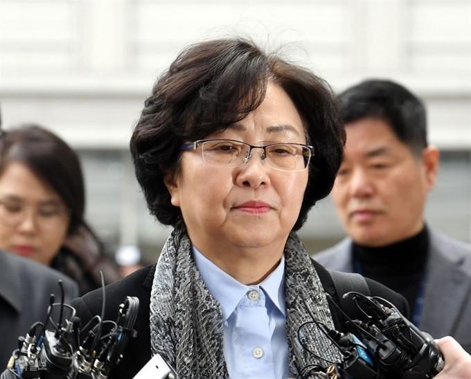 김은경 전 환경부 장관 구속영장 기각…수사 동력 떨어질 듯