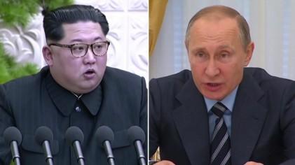 김정은 위원장 4월 하반기 러시아 방문
