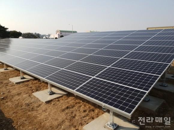 신재생에너지설비 보급, 에너지 자립도시 이끈다!