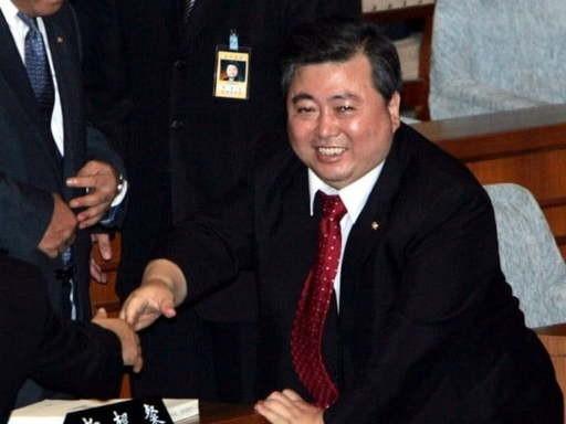 '10년 전 떠난 부친 DJ 따라'…김홍일 전 의원 별세