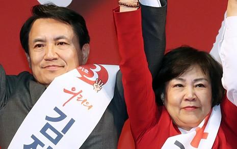 """65일 만의 김진태·김순례 '5.18 망언' 징계... """"혹시나 했더니 역시나"""""""