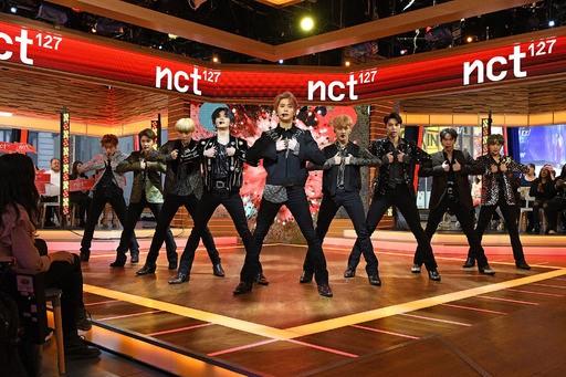 NCT 127 '슈퍼휴먼', 벌써부터 뜨겁다…美 언론 집중 조명
