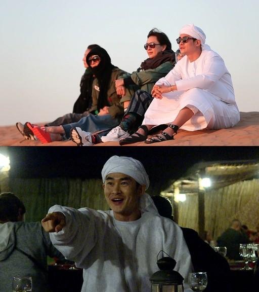 '미우새', 배정남의 '러브스토리 in 뉴욕' 개봉박두