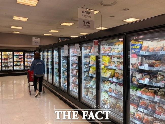"""식품업계, """"냉동 시장 선점하라""""...간편식 제품 속속 출시"""