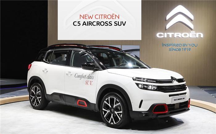 시트로엥, '뉴 C5 에어크로스 SUV' 공식 출시