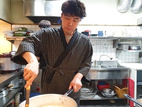 '생활의달인' 잠실 미소카라메, '된장 넣은 비빔우동' 비법은?