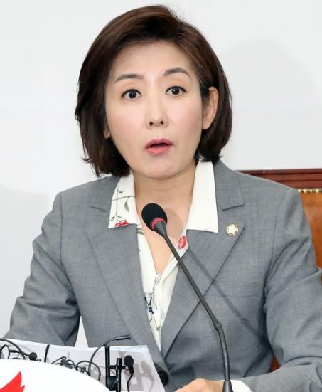 """나경원 한국당 원내대표 """"공수처 페스트 트랙 적용 시 20대 국회는 없다"""" 강력 반발"""