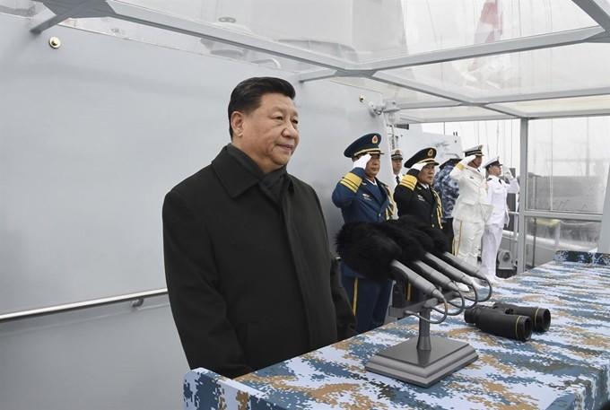 다리 절룩거린 시진핑… '건강 이상설' 되레 걱정하는 서방