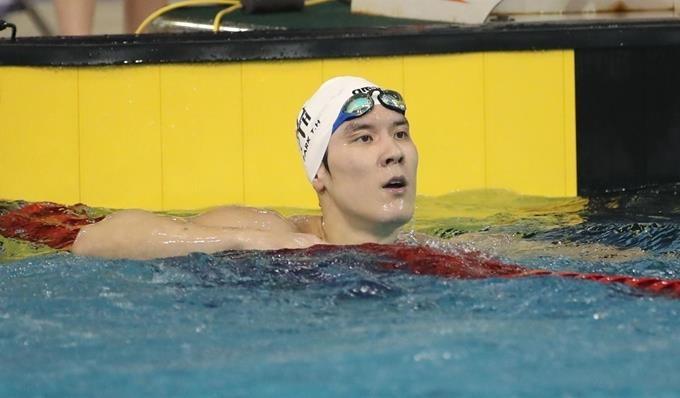 박태환, 광주세계수영선수권 불참 선언… 홍보대사로만 활동