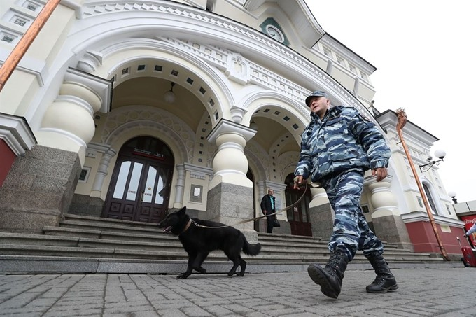 러시아 첫 방문하는 김정은 위원장 맞을 준비 한창인 블라디보스토크
