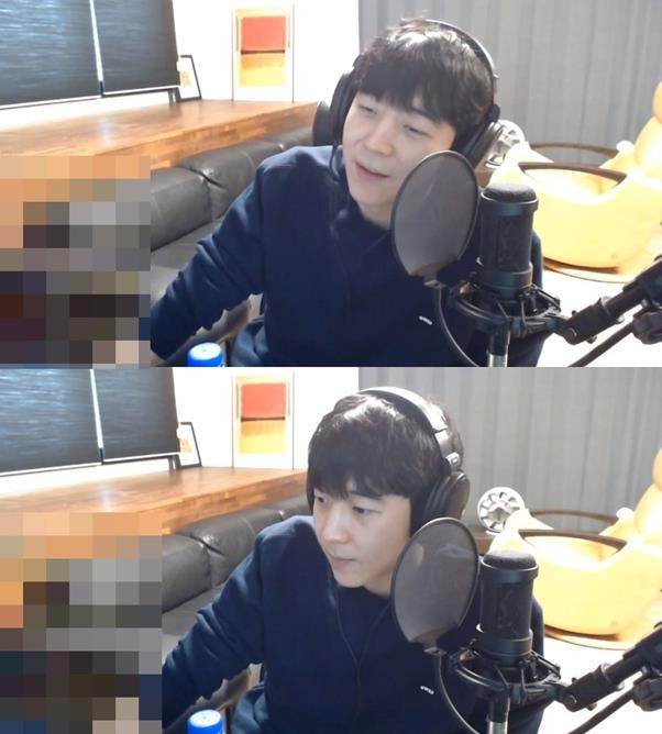 """'박유천 동생' 박유환, 실시간 개인방송 중 """"Family is Okay"""""""