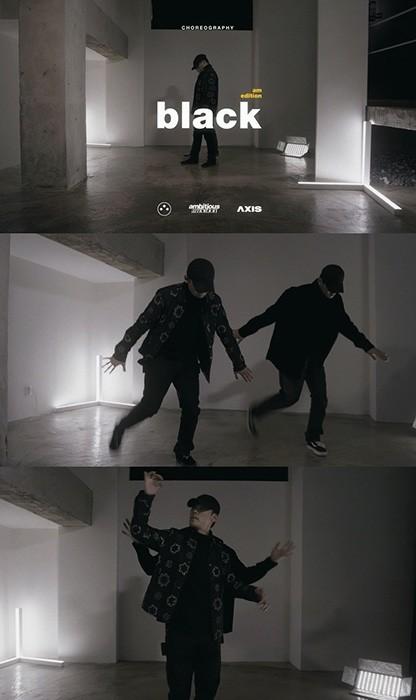 '액시즈 aa 크루' 첫 주자 LOGAN(로건) 데뷔곡 '블랙' 댄스 커버 열풍