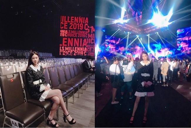 고성민, 태국 밀레니얼스 초이스 2019에서 '남다른 비주얼' 뽐내