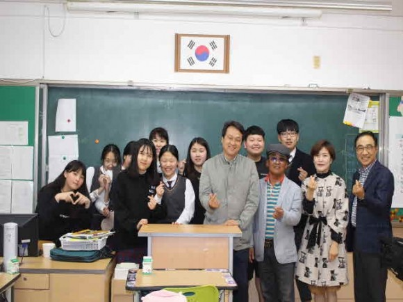 안민석 국회의원 (가칭)국제통상마이스터고와 학교발전협의회