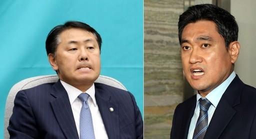 """김관영 """"목욕탕서 오신환 설득 실패...사보임 않겠다 약속한 적 없다, 녹취록 보일까"""""""