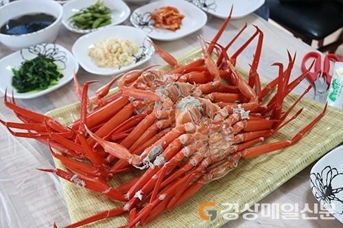 강릉 맛집 '주문진홍게무한리필', 유투버도 반한 신선한 홍게로 봄철 입맛 찾자