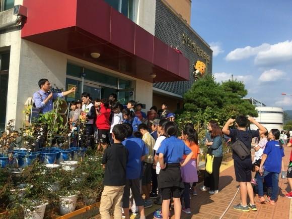 거창사과테마파크·천적생태과학관 어린이날 대체휴일(5월 6일) 개관