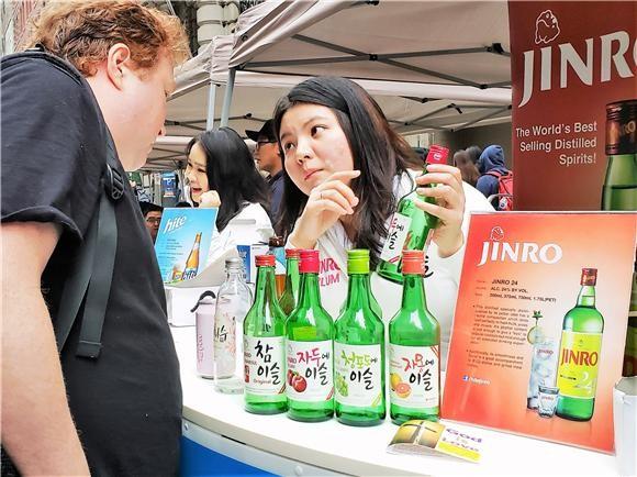 (단독)하이트진로, 과일 리큐르 '딸기에이슬' 동남아 수출