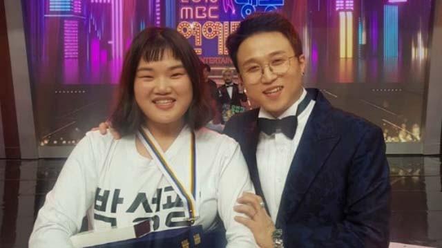 """'박성광 매니저' 임송, 병아리→성장→퇴사...""""미래를 응원해"""""""