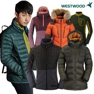 웨스트우드 겨울맞이 아우터/티셔츠/팬츠