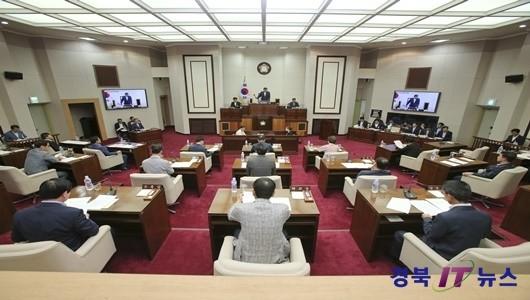 구미시의회 제2차 정례회, 올해 회기 마무리